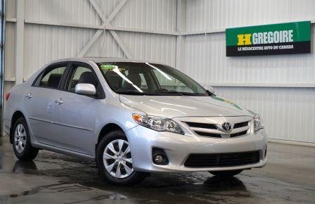 2012 Toyota Corolla LE (toit ouvrant) #0