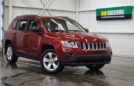 2011 Jeep Compass 4WD #0