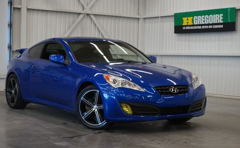 2010 Hyundai Genesis Coupe 2.0T (cuir-toit ouvrant) #0