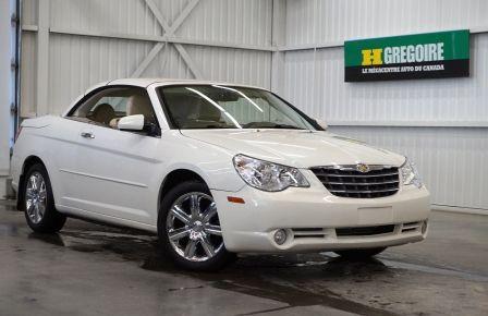 2010 Chrysler Sebring Limited Cabriolet (cuir-navi) #0