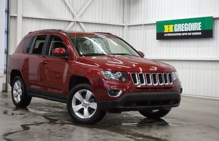 2017 Jeep Compass High Altitude 4WD (toit-cuir) #0