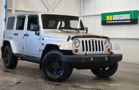 2012 Jeep Wrangler Unlimited Arctic 4WD (cuir) #0