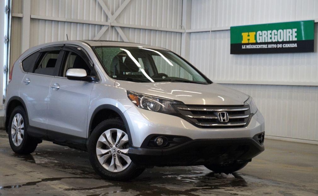 2013 Honda CRV EX(caméra de recul-toit) #0