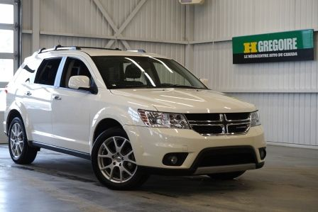 2017 Dodge Journey Crossroad Awd 7 Passagers Cuir Toit-Ouvrant Dvd #2