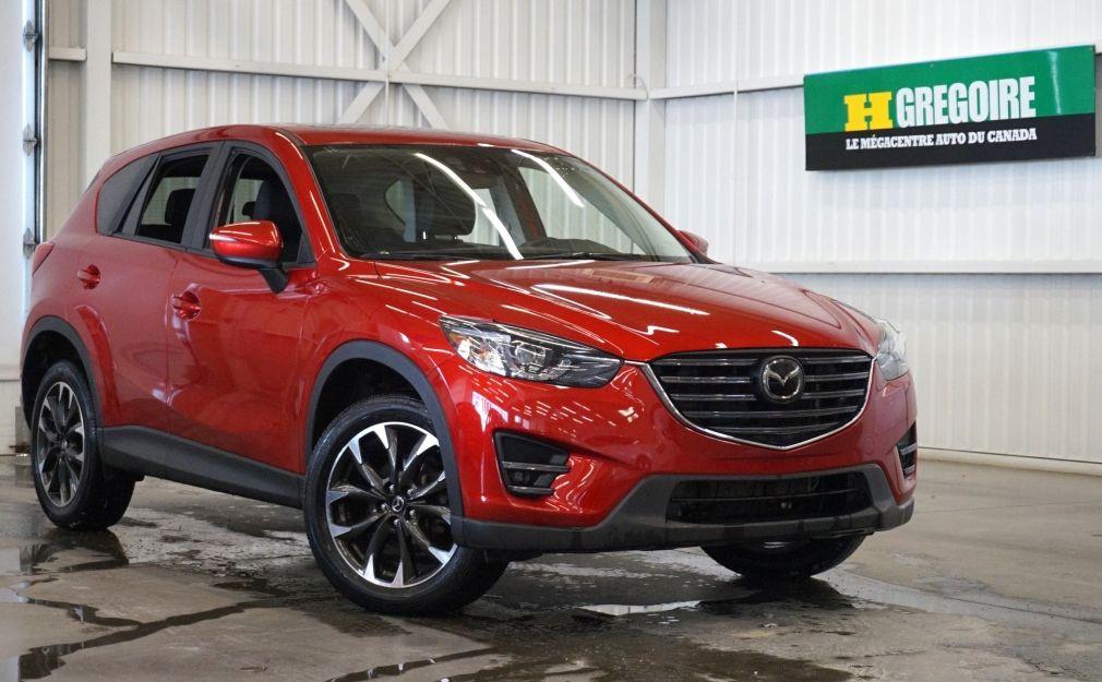 2016 Mazda CX 5 GT AWD (cuir-toit-caméra-navi) #0