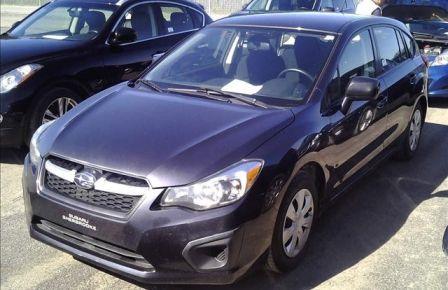 2013 Subaru Impreza 2.0i AWD Sièges Chauffants Bluetooth USB/MP3 #0