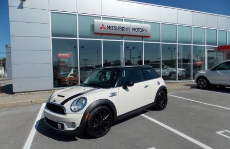 2013 Mini Cooper S Panoramique Bluetooth Sieges-Chauffant AUX/MP3 #0
