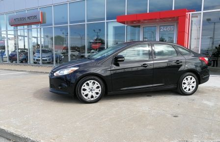 2014 Ford Focus S A/C Cruise MP3/AUX GR.Elec BAS KMS #0