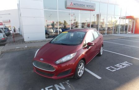 2014 Ford Fiesta SE Auto Sieges-Chauf Bluetooth A/C USB cruise Mags #0