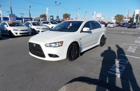 2015 Mitsubishi Lancer SE AWD CVT Sieges-Chauf Bluetooth USB/MP3 #0