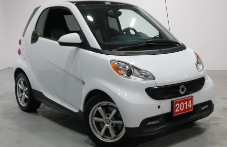 2014 Smart Fortwo Pure Auto Panoramique A/C Sieges-Chauffant #0