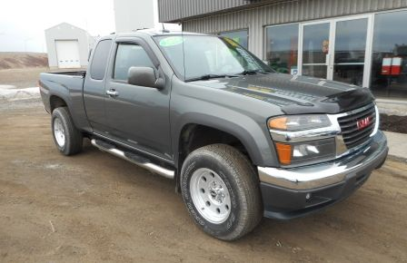 2010 GMC Canyon SLE  4X4 #0