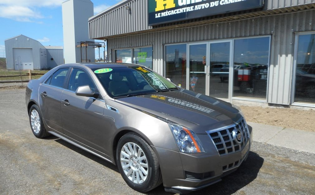 2012 Cadillac CTS Luxury #0