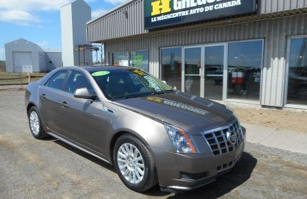 2012 Cadillac CTS Luxury #0