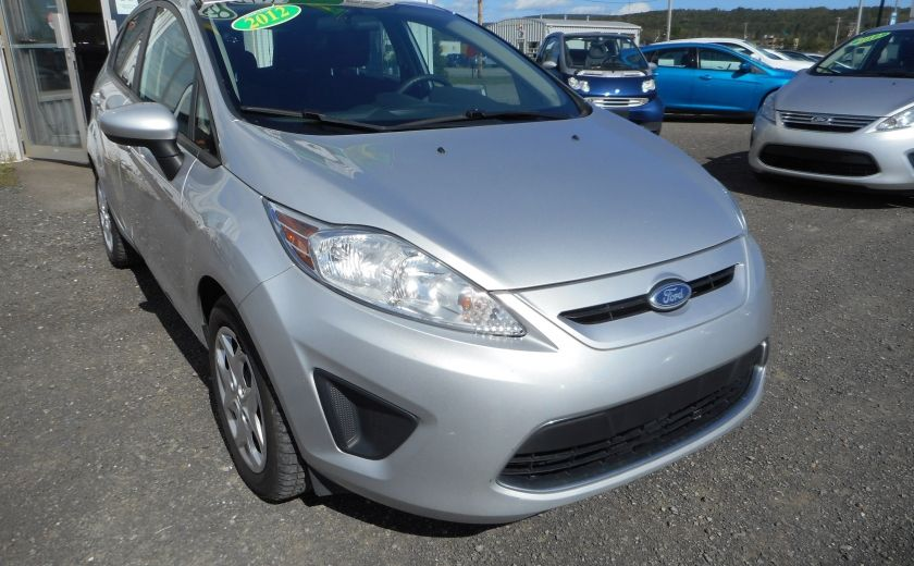 2012 Ford Fiesta SE #0