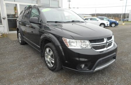 2013 Dodge Journey R/T   AWD   7 places #0