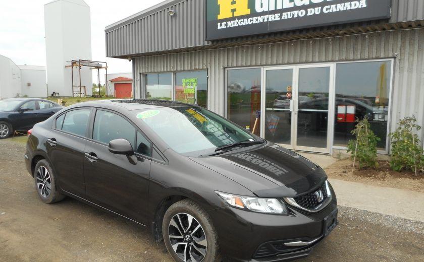 2013 Honda Civic EX   TOIT/CAMERA #0