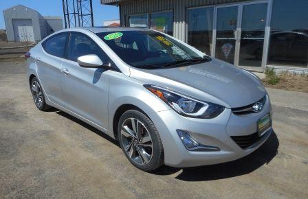 2015 Hyundai Elantra GLS #0