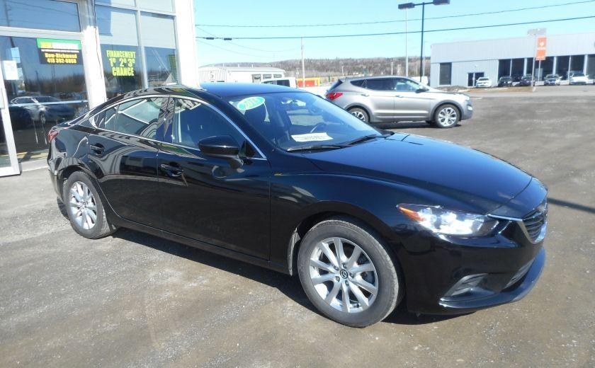 2015 Mazda 6 GX #0