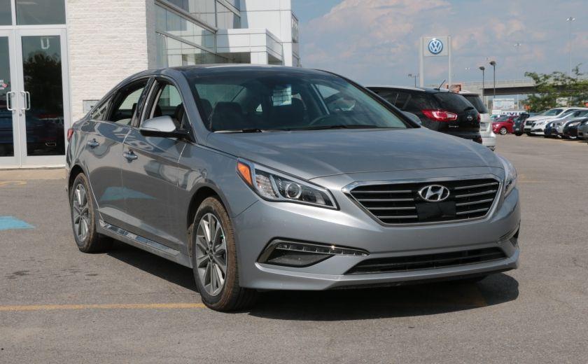2016 Hyundai Sonata 2.4L Limited AUTO A/C BLUETOOTH MAGS #0