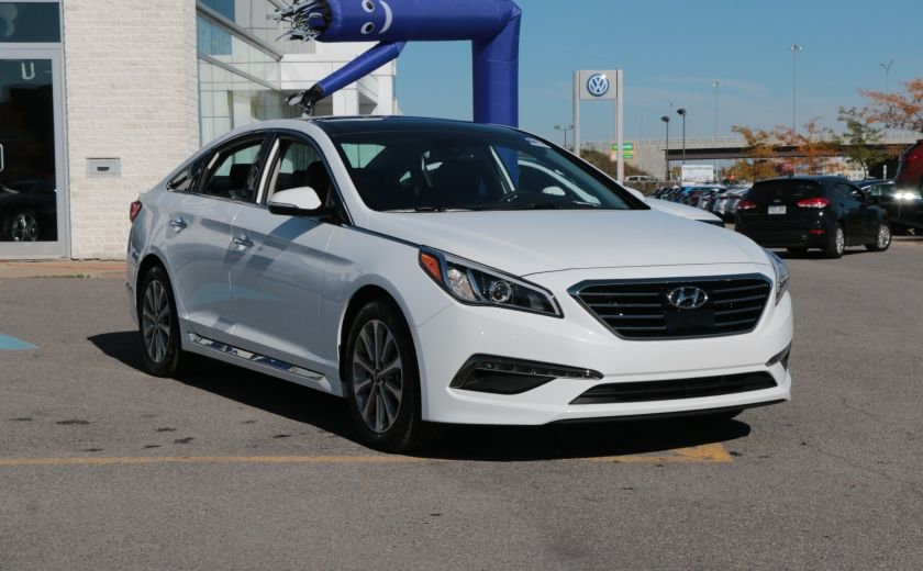 2016 Hyundai Sonata 2.4L Limited AUTO A/C BLUETOOTH CAMERA MAGS #0