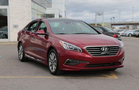 2016 Hyundai Sonata 2.4L Limited #0