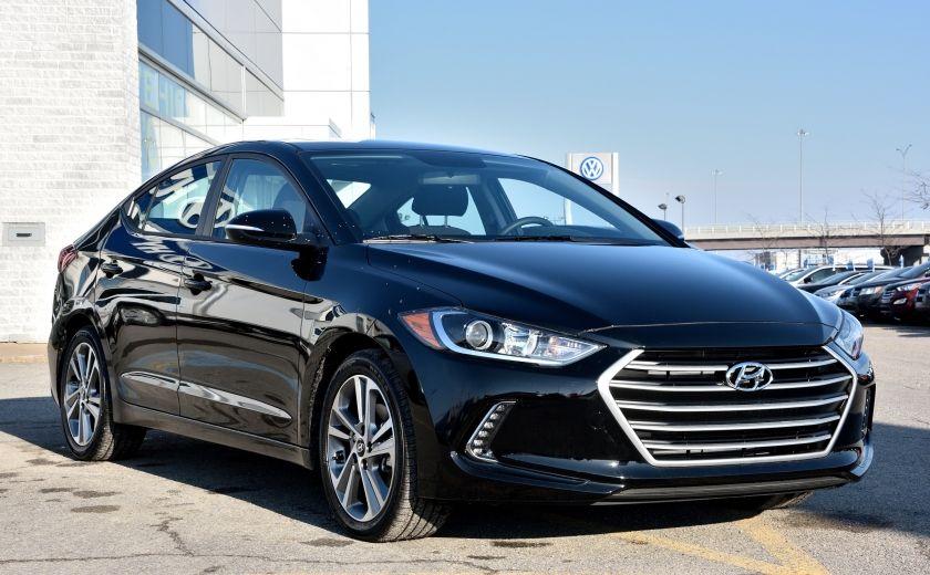 2017 Hyundai Elantra GLS AUTO A/C BLUETOOTH CAMERA MAGS #0
