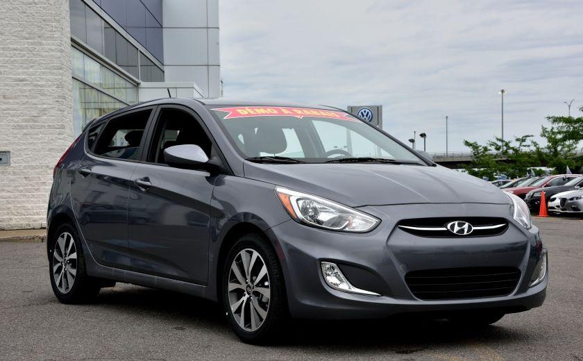 2017 Hyundai Accent SE #0