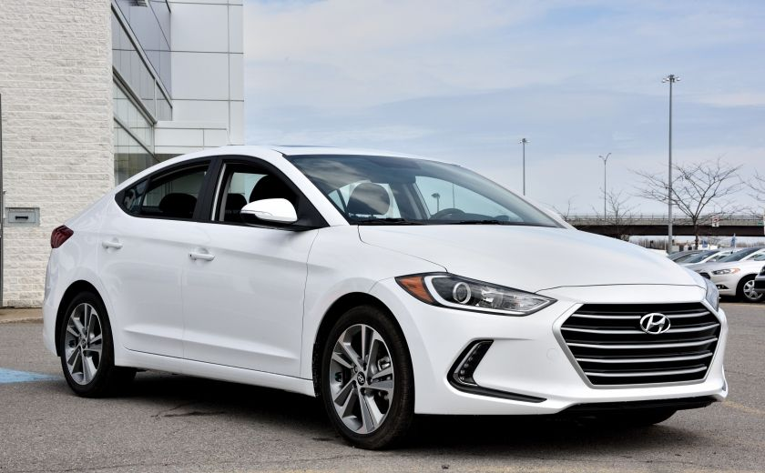 2017 Hyundai Elantra GLS #0