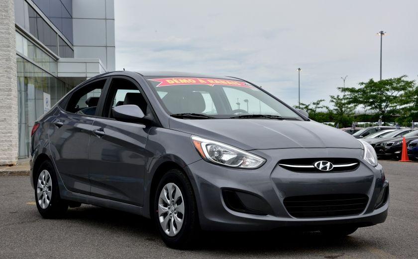2017 Hyundai Accent GL #0