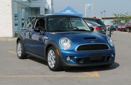 2012 Mini Cooper S #0
