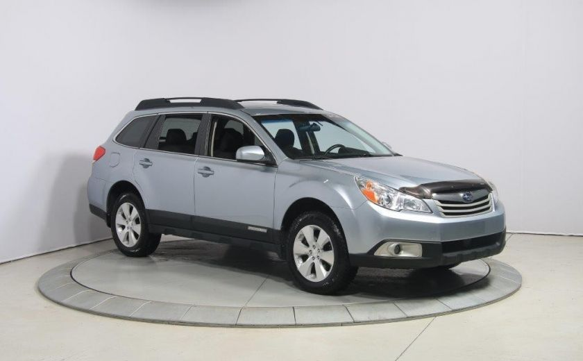 2012 Subaru Outback AWD A/C GR ELECT TOIT MAGS BLUETOOTH #0