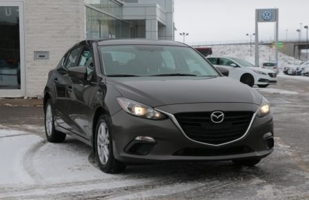 2014 Mazda 3 GS AUTO BLUETOOTH CAMERA CRUISE GR.ELEC #0