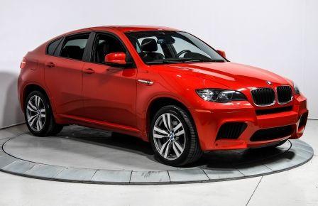 2012 BMW X6 M POWER GPS CUIR TOIT BLUETOOTH BMW ConnectedDrive #0