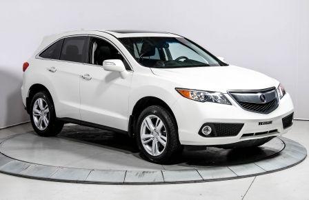 2013 Acura RDX AWD TECH PKG GPS TOIT CUIR BLUETOOTH XENON #0