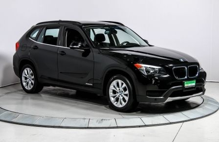 2014 BMW X1 XDrive28i AWD CUIR GPS TOIT-PANO BLUETOOTH CAMERA #0