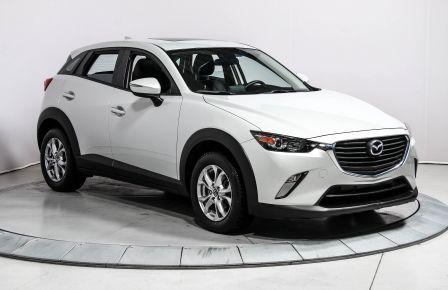 2016 Mazda CX 3 GS A/C CUIR TOIT MAGS BLUETOOTH #0