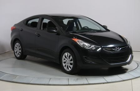 2012 Hyundai Elantra GL A/C BANCSS CHAUFFANT BLUETOOTH #0
