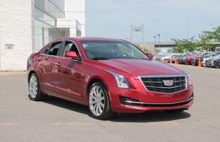 2015 Cadillac ATS LUXURY AWD A/C CUIR TOIT CAMERA NAV MAGS #0