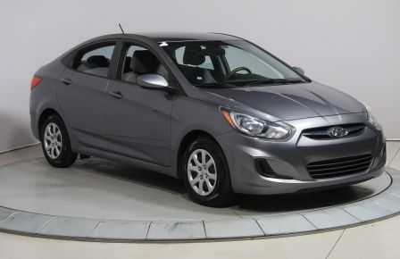 2014 Hyundai Accent GL A/C BLUETOOTH BANCS CHAUFFANT #0
