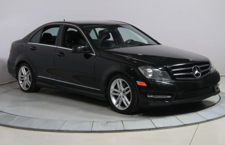 2014 Mercedes Benz C300 C 300 4MATIC TOIT OUVRANT BLUETOOTH MAGS #0