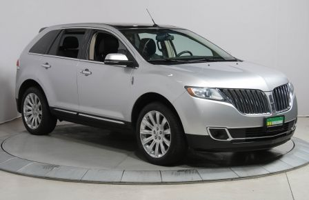 2014 Lincoln MKX AWD TOIT CUIR MAGS #0