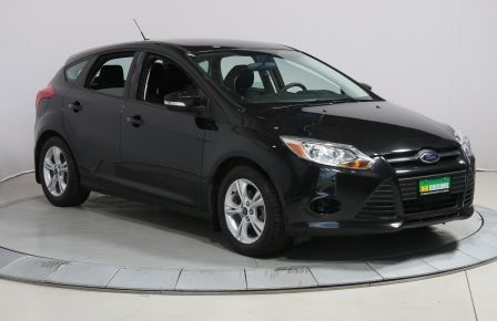 2013 Ford Focus SE A/C GR ELECT MAGS BLUETHOOT #0