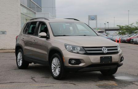 2016 Volkswagen Tiguan Comfortline 4Motion Siege Chauffant Bluetooth USB #0