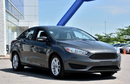 2016 Ford Focus SE Auto Sieges-Chauffant Bluetooth Camera USB A/C #0
