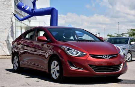 2016 Hyundai Elantra L -A/C- Cruise Groupe-Elec MP3/AUX/USB #0