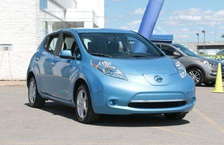2013 Nissan Leaf SV Navigation Sieges-Chauf Bluetooth USB/MP3 #0