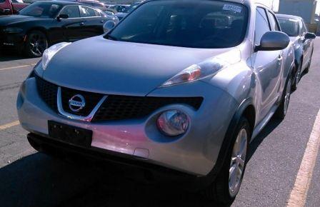 2011 Nissan Juke SV AWD CVT Bluetooth MP3*USB Cruise A-C #0