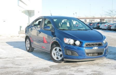 2014 Chevrolet Sonic LS BLUETOOTH #0