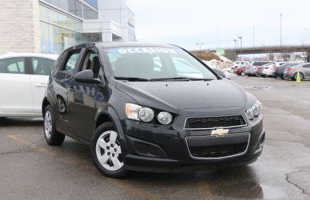 2013 Chevrolet Sonic LS A/C Bluetooth MP3/AUX BAS*KM #0